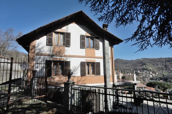 Villa in vendita a Genova, Pontedecimo, Con giardino, 390 mq - Foto 10