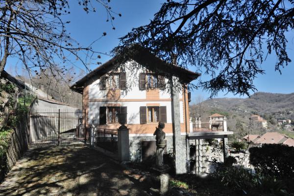 Villa in vendita a Genova, Pontedecimo, Con giardino, 390 mq - Foto 31