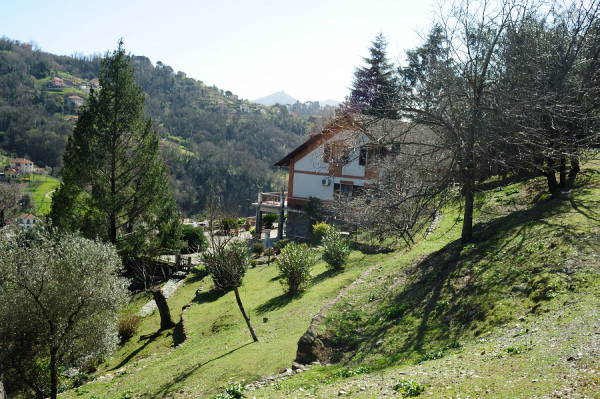 Villa in vendita a Genova, Pontedecimo, Con giardino, 390 mq - Foto 30