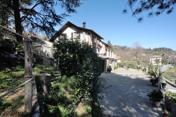 Villa in vendita a Genova, Pontedecimo, Con giardino, 390 mq - Foto 13