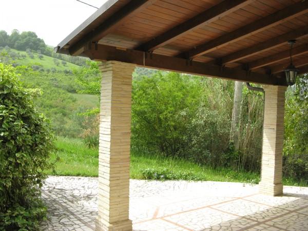 Locale Commerciale  in vendita a Manoppello, Collinare, Con giardino, 155 mq - Foto 7