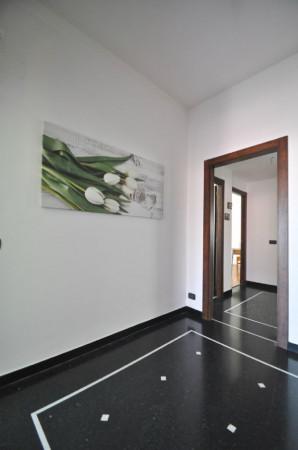 Appartamento in affitto a Genova, Sestri Ponente, 125 mq - Foto 9