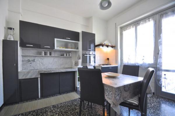 Appartamento in affitto a Genova, Sestri Ponente, 125 mq - Foto 17