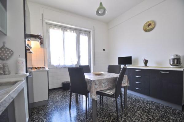 Appartamento in affitto a Genova, Sestri Ponente, 125 mq - Foto 16