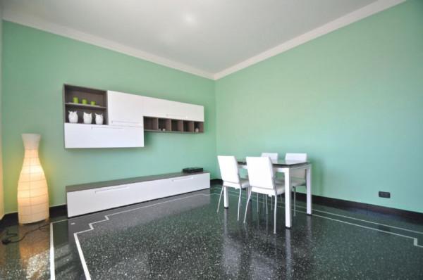 Appartamento in affitto a Genova, Sestri Ponente, 125 mq - Foto 18
