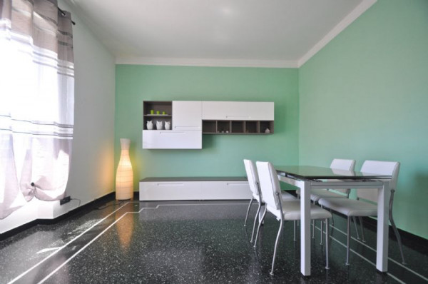 Appartamento in affitto a Genova, Sestri Ponente, 125 mq