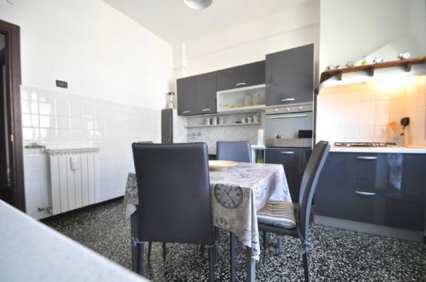 Appartamento in affitto a Genova, Sestri Ponente, 125 mq - Foto 15