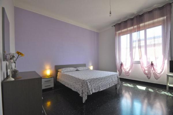 Appartamento in affitto a Genova, Sestri Ponente, 125 mq - Foto 13