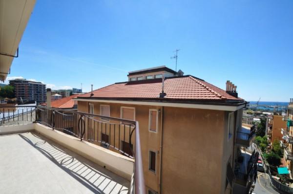 Appartamento in affitto a Genova, Sestri Ponente, 125 mq - Foto 12