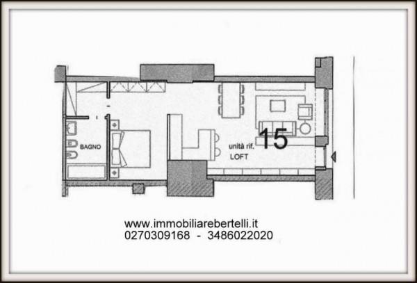 Appartamento in vendita a Milano, Crescenzago, 80 mq - Foto 2