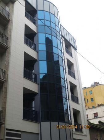 Ufficio in vendita a Milano, Corso Genova, 150 mq - Foto 9