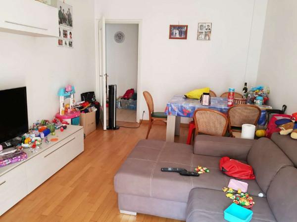 Appartamento in vendita a Milano, Brenta, Con giardino, 108 mq