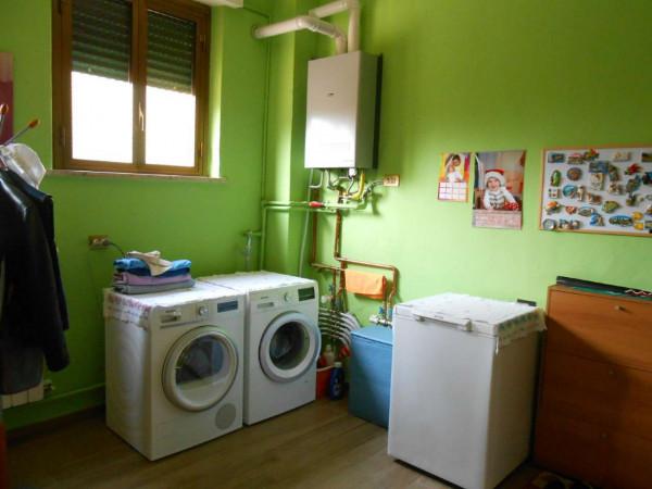 Villa in vendita a Spino d'Adda, Residenziale, Con giardino, 295 mq - Foto 44