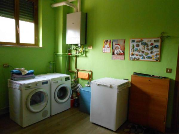 Villa in vendita a Spino d'Adda, Residenziale, Con giardino, 295 mq - Foto 46