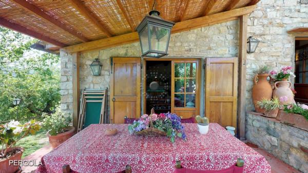 Rustico/Casale in vendita a Greve in Chianti, Vicchio, Arredato, con giardino, 420 mq - Foto 23