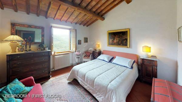 Rustico/Casale in vendita a Greve in Chianti, Vicchio, Arredato, con giardino, 420 mq - Foto 12