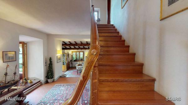 Rustico/Casale in vendita a Greve in Chianti, Vicchio, Arredato, con giardino, 420 mq - Foto 18