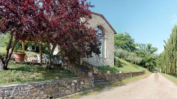 Rustico/Casale in vendita a Greve in Chianti, Vicchio, Arredato, con giardino, 420 mq - Foto 7