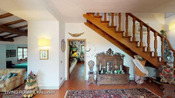 Rustico/Casale in vendita a Greve in Chianti, Vicchio, Arredato, con giardino, 420 mq - Foto 19