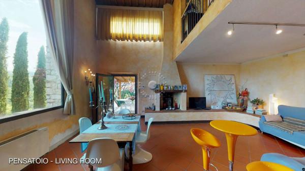 Rustico/Casale in vendita a Greve in Chianti, Vicchio, Arredato, con giardino, 420 mq - Foto 6