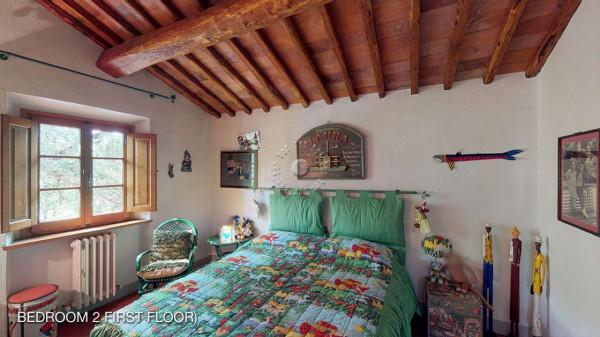 Rustico/Casale in vendita a Greve in Chianti, Vicchio, Arredato, con giardino, 420 mq - Foto 10