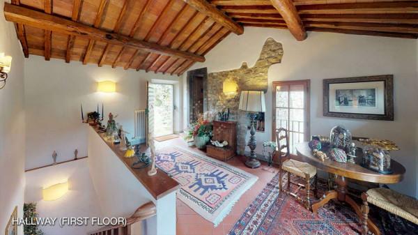 Rustico/Casale in vendita a Greve in Chianti, Vicchio, Arredato, con giardino, 420 mq - Foto 17