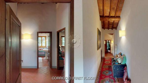 Rustico/Casale in vendita a Greve in Chianti, Vicchio, Arredato, con giardino, 420 mq - Foto 13