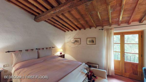 Rustico/Casale in vendita a Greve in Chianti, Vicchio, Arredato, con giardino, 420 mq - Foto 9