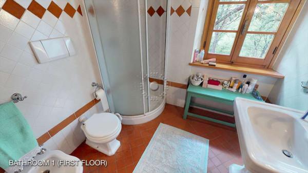 Rustico/Casale in vendita a Greve in Chianti, Vicchio, Arredato, con giardino, 420 mq - Foto 11