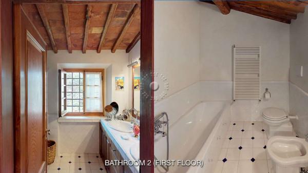 Rustico/Casale in vendita a Greve in Chianti, Vicchio, Arredato, con giardino, 420 mq - Foto 8