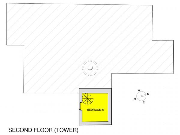 Rustico/Casale in vendita a Greve in Chianti, Vicchio, Arredato, con giardino, 420 mq - Foto 3