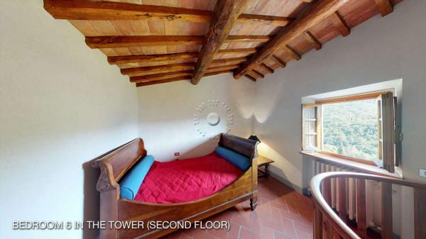 Rustico/Casale in vendita a Greve in Chianti, Vicchio, Arredato, con giardino, 420 mq - Foto 15