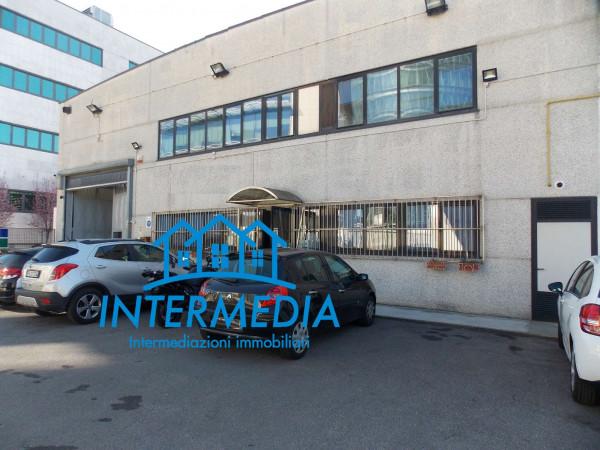Capannone in affitto a Milano, Bisceglie, 1100 mq - Foto 4