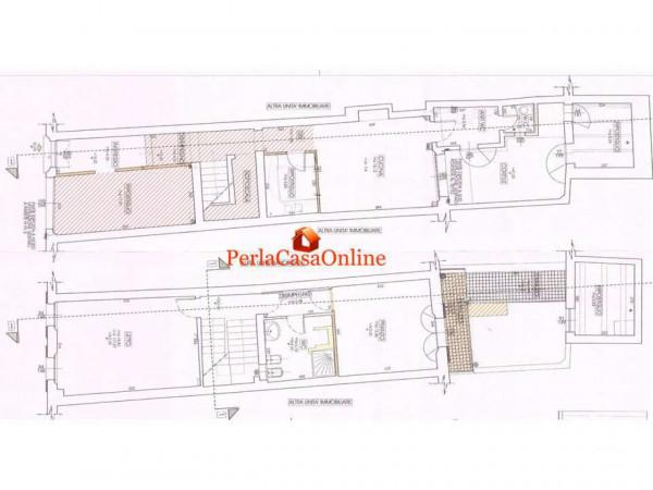 Casa indipendente in vendita a Forlì, Centro Storico, Con giardino, 100 mq - Foto 3