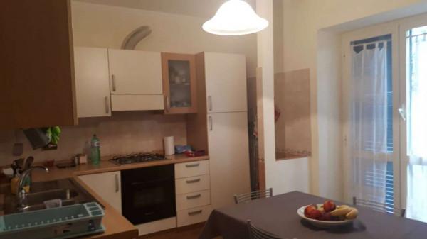Appartamento in affitto a Roma, La Rustica, Con giardino, 80 mq