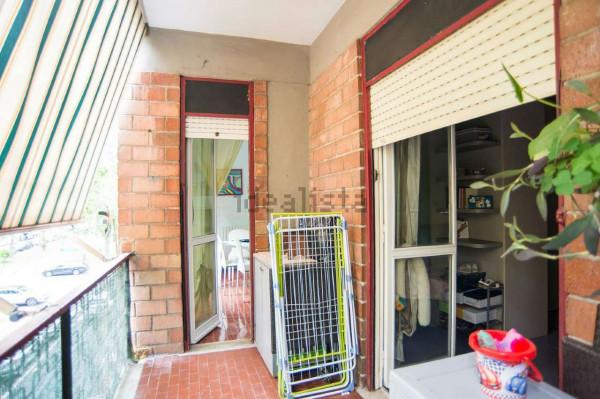 Appartamento in vendita a Roma, Villa Lais, Con giardino, 100 mq - Foto 13