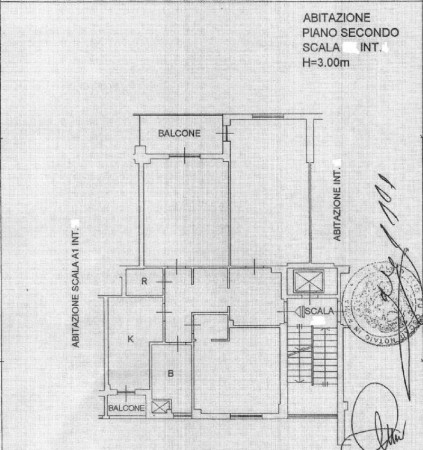 Appartamento in vendita a Roma, Villa Lais, Con giardino, 100 mq - Foto 19