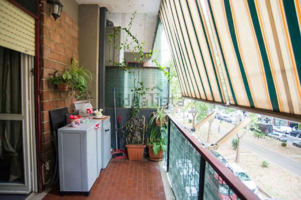 Appartamento in vendita a Roma, Villa Lais, Con giardino, 100 mq - Foto 14