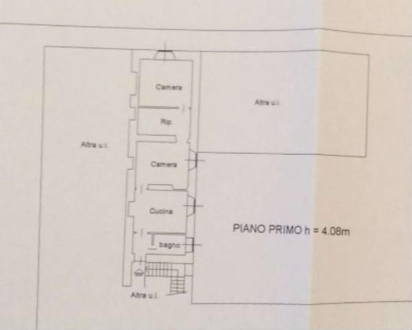 Appartamento in affitto a Ponte Lambro, Centro, Con giardino, 60 mq - Foto 3