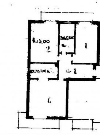 Appartamento in affitto a Gorla Minore, Prospiano, 54 mq - Foto 2