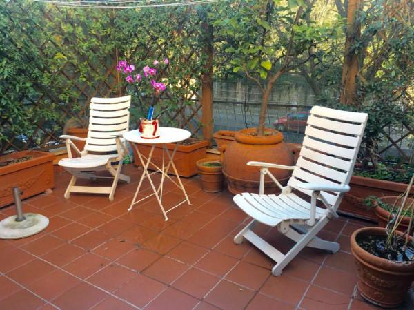 Appartamento in vendita a Roma, Forlanini, 110 mq