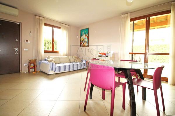 Villa in vendita a Cassano d'Adda, Groppello, Con giardino, 180 mq - Foto 13