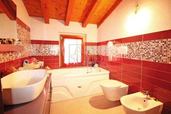 Villa in vendita a Cassano d'Adda, Groppello, Con giardino, 180 mq - Foto 4