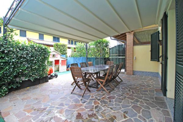 Villa in vendita a Cassano d'Adda, Groppello, Con giardino, 180 mq