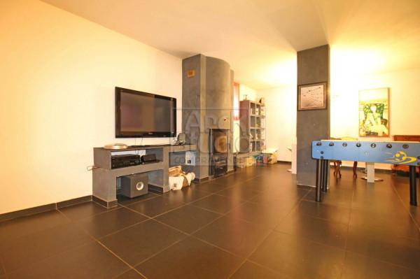 Villa in vendita a Cassano d'Adda, Groppello, Con giardino, 180 mq - Foto 8