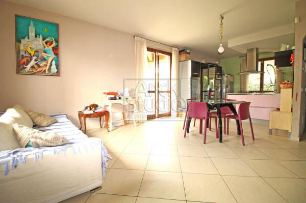 Villa in vendita a Cassano d'Adda, Groppello, Con giardino, 180 mq - Foto 14