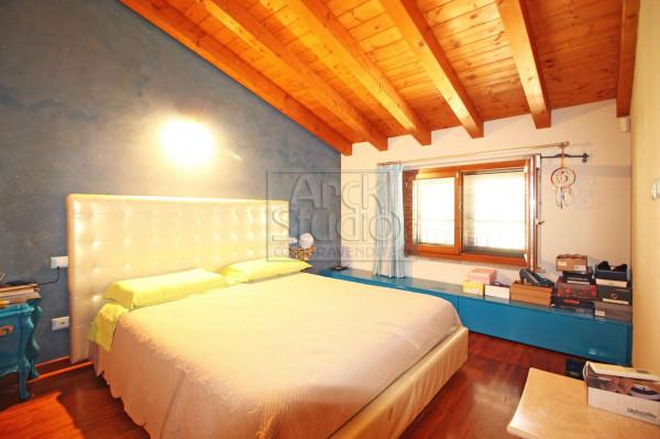 Villa in vendita a Cassano d'Adda, Groppello, Con giardino, 180 mq - Foto 5