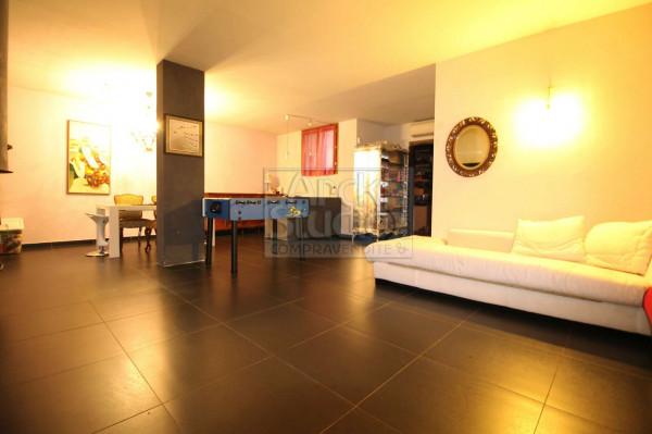 Villa in vendita a Cassano d'Adda, Groppello, Con giardino, 180 mq - Foto 9