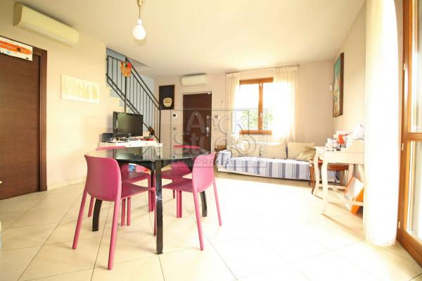 Villa in vendita a Cassano d'Adda, Groppello, Con giardino, 180 mq - Foto 15