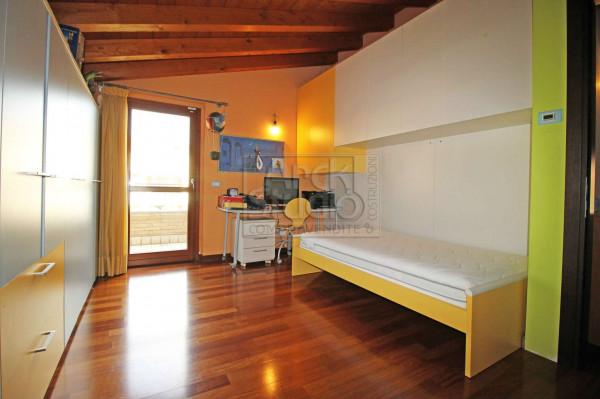 Villa in vendita a Cassano d'Adda, Groppello, Con giardino, 180 mq - Foto 7